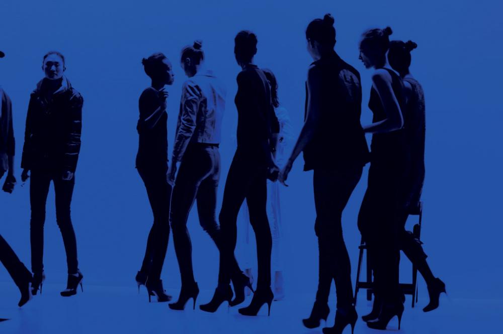 Dean Macdonell, Ladies in Blue, 2013