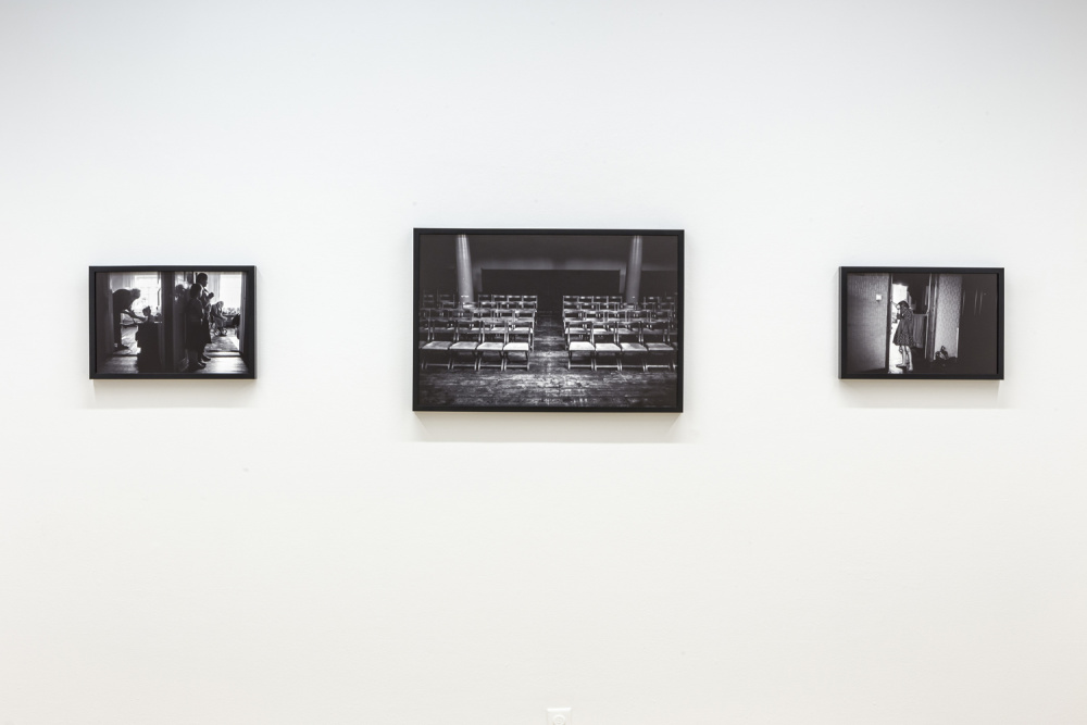Installation view of Ian Willms, The Road to Nowhere, Photo: Toni Hafkenscheid