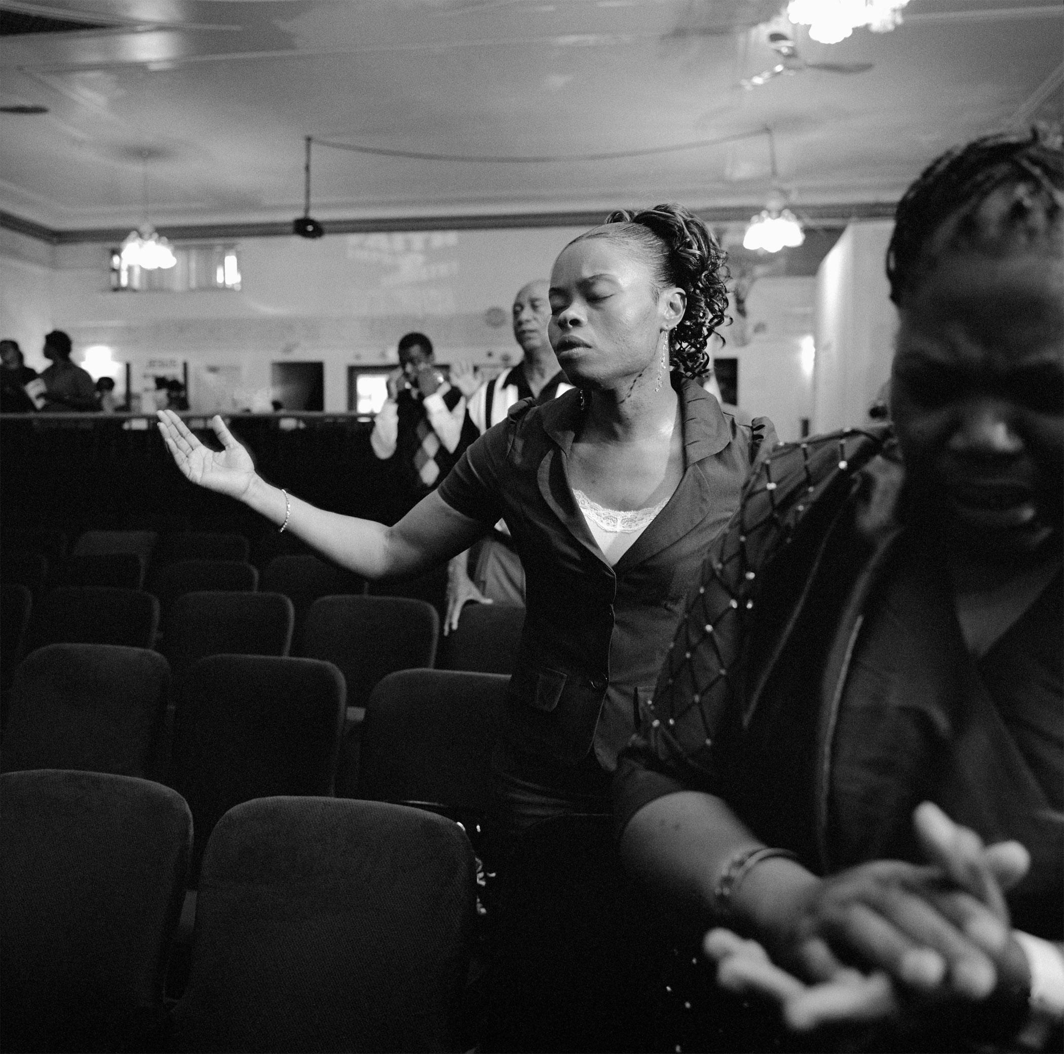 Ruth Kaplan, Faith Impact Ministry, Toronto, 2011