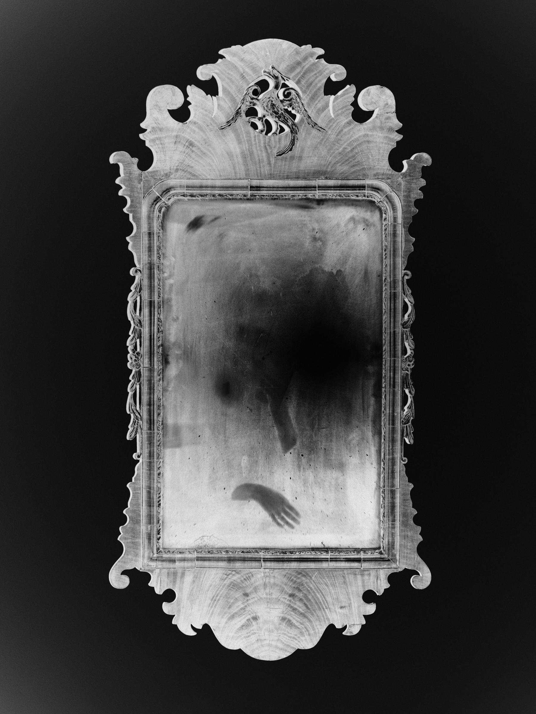Tereza Zelenkova, Bedroom Mirror, Campbell House, 2020. Courtesy of the artist and Ravestijn Gallery, Amsterdam