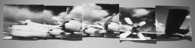 Simeon Posen, Airplanes, 2018