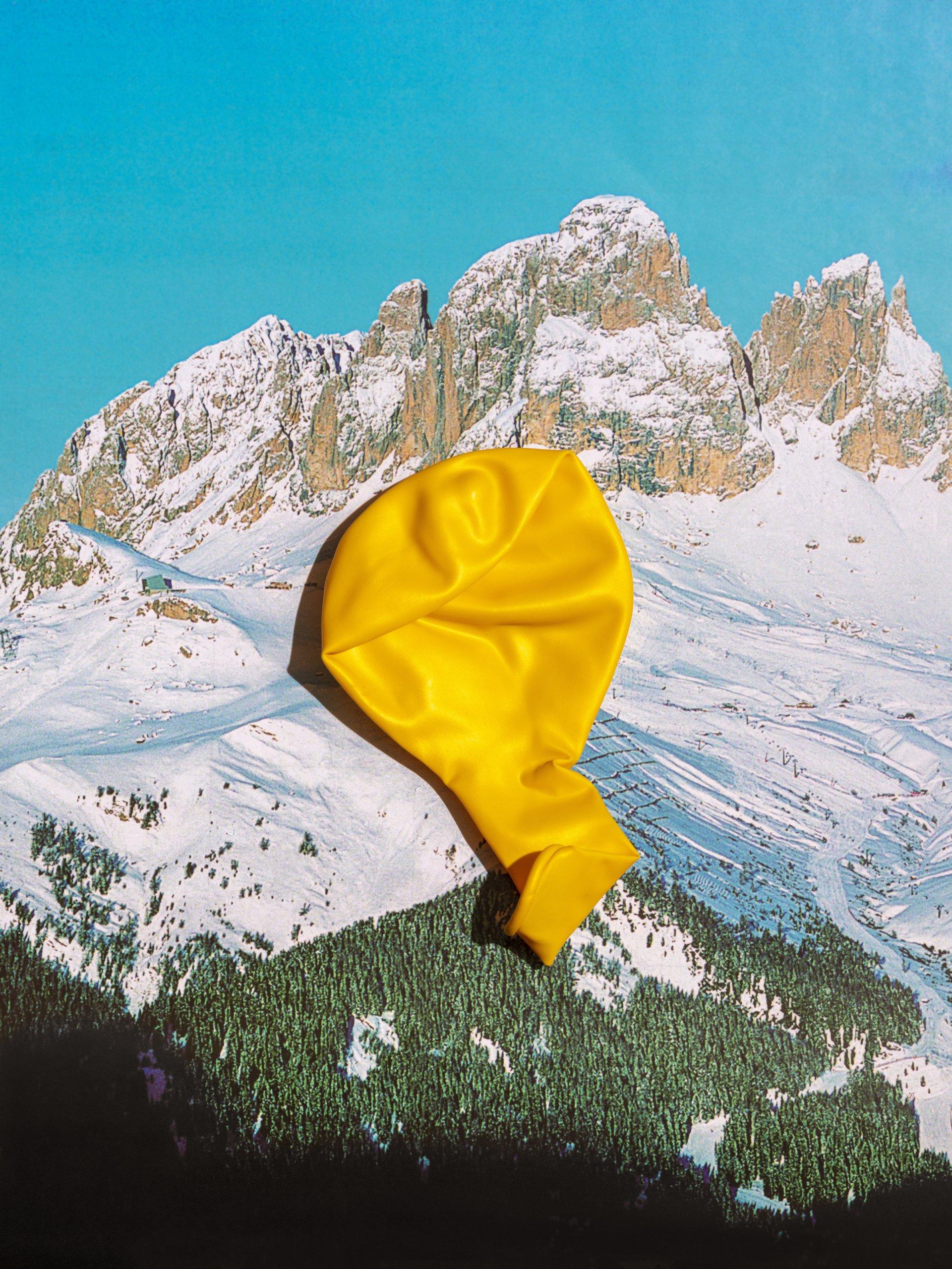 Kyle Jeffers, Balloon, 2020