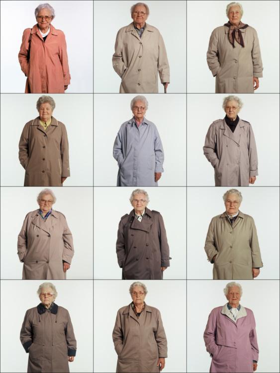 Ari Versluis & Ellie Uyttenbroek, Exactitudes, 25. Grannies - Rotterdam 1998