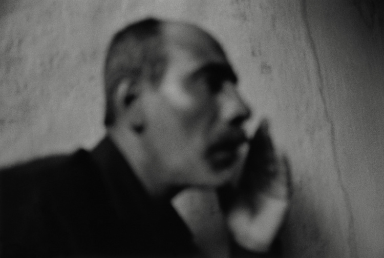 Matei Glass, Untitled, from The Other in Palestine, 1997-2003, Inkjet print, 100 x 150 cm.