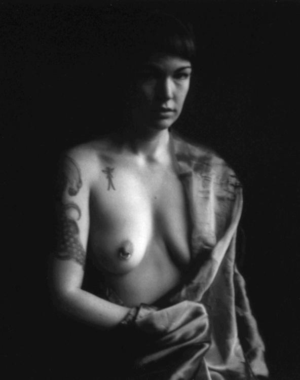 Stephen Zeifman, After Anigoni, 2005, 30 x 24