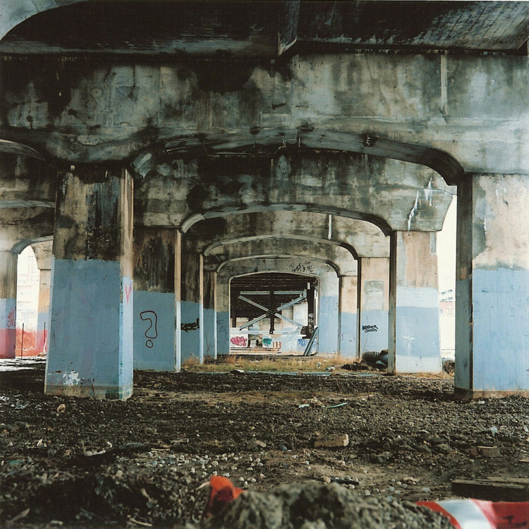 Kevin McBride, Under Bathurst, 2005, Colour Photograph,  5 x5