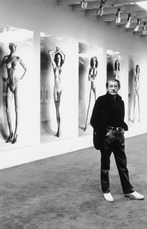 Helmut Newton,