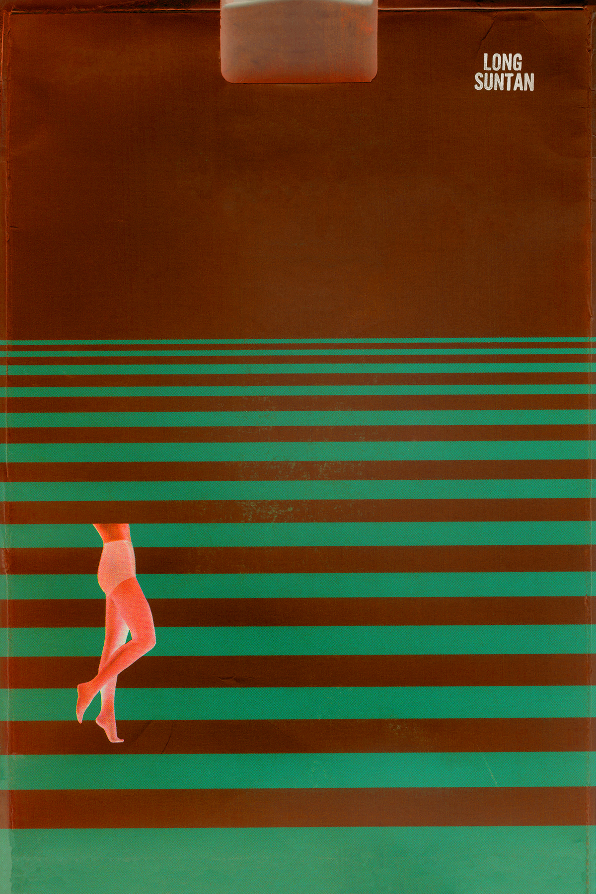 Julie Sando, Long Suntan (Nightshade), 2020