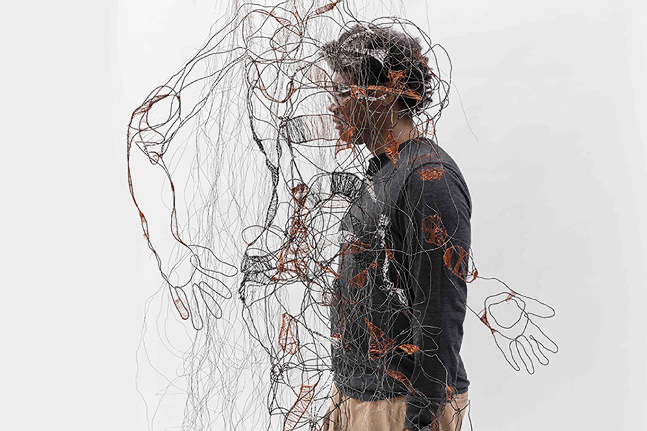 Carmaine Lurch, Sycorax Man 1, 2015