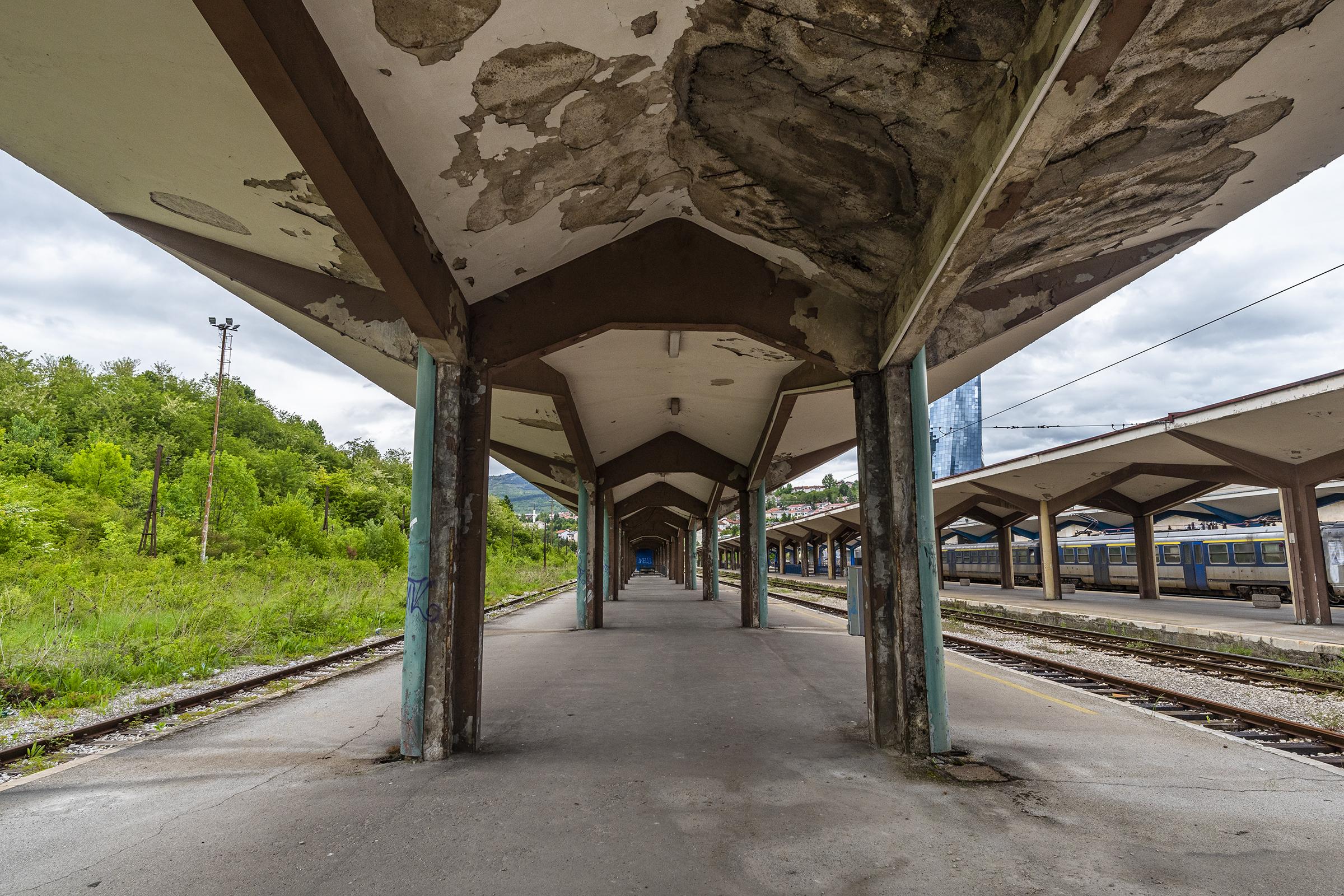 Denis McCready, Sarajevo Traces 06, 2019