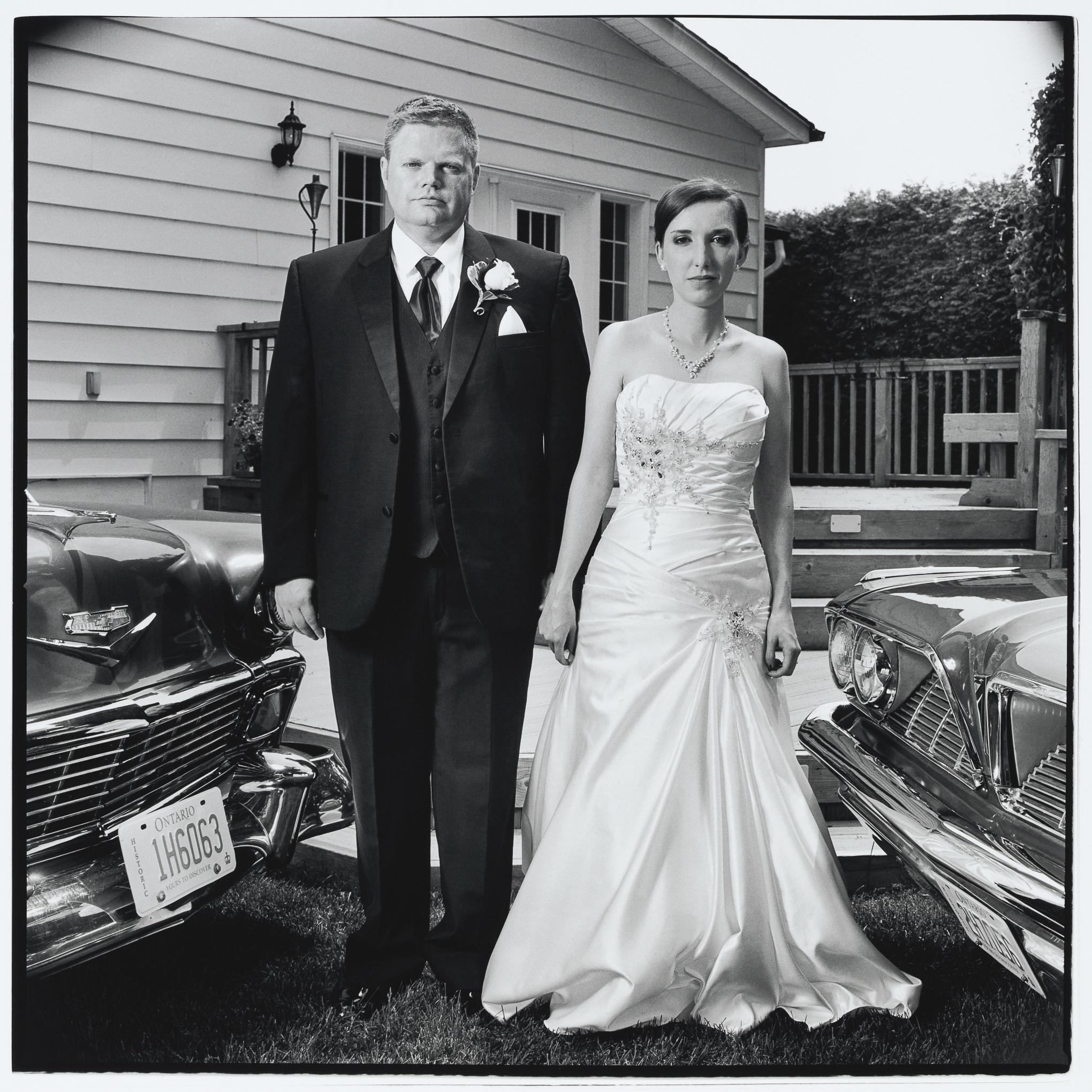 Gregory Hertel, Wedding Day, 2020