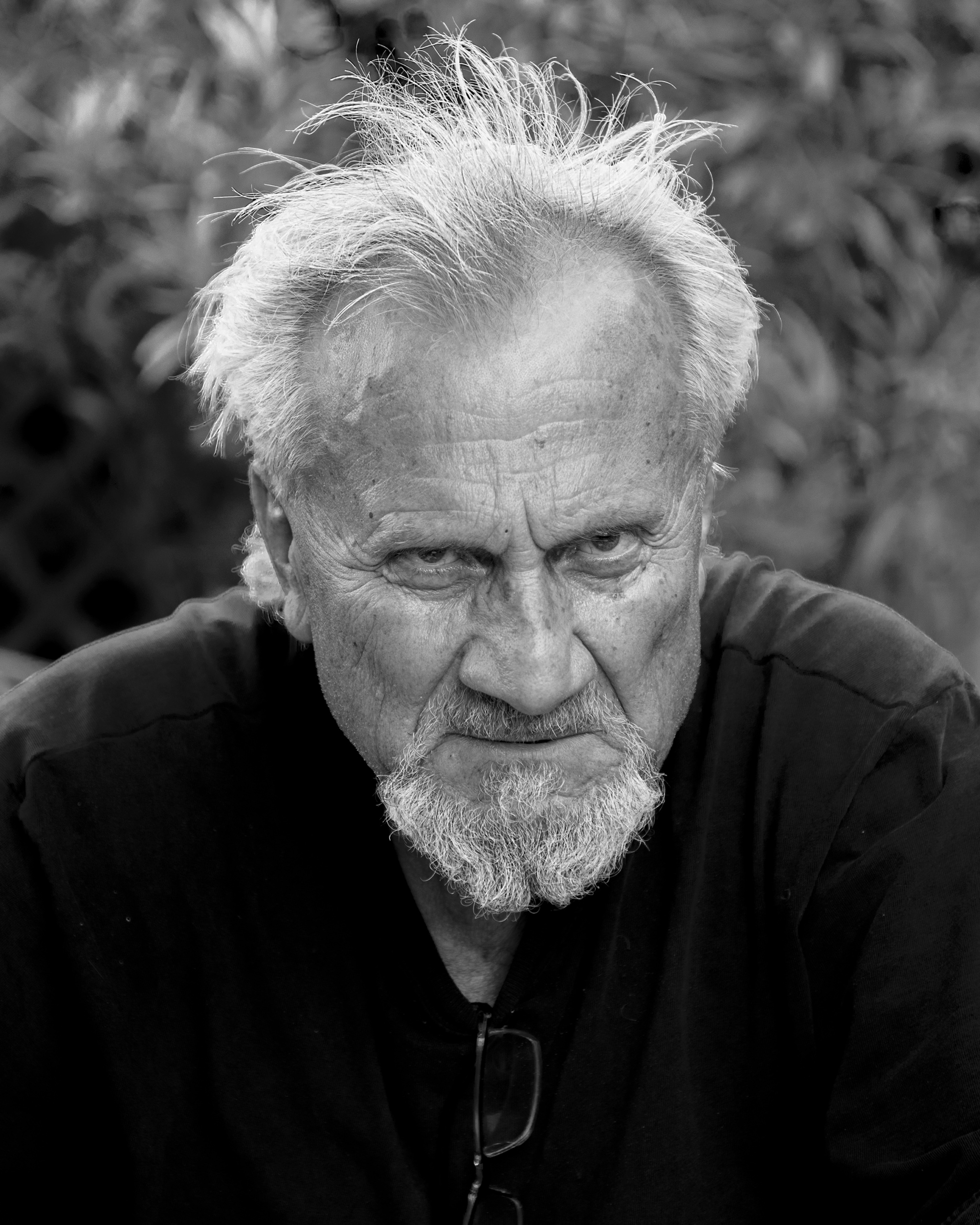 Simon Dann, Covid Tired, Canada, 2020