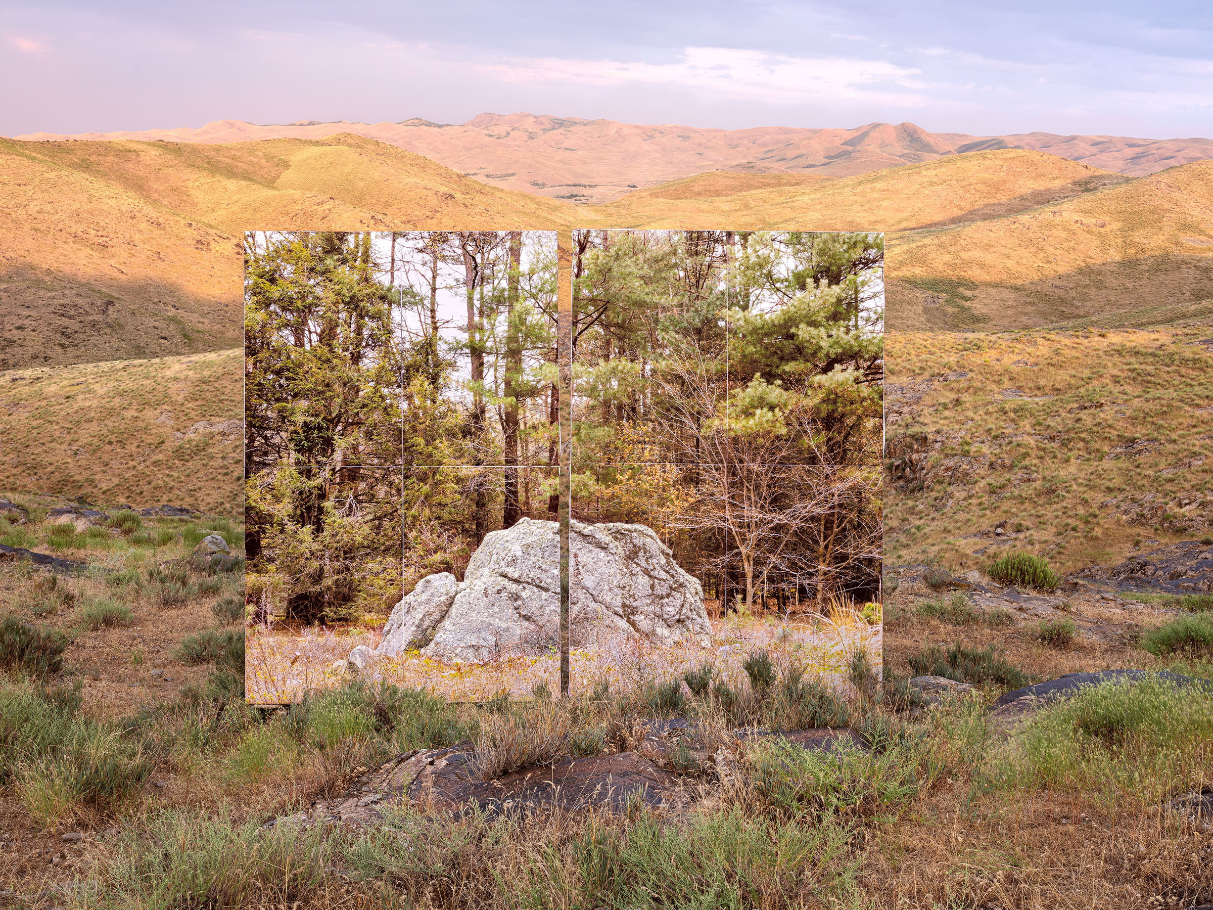 Gohar Dashti, Untitled 3, from the series Land/s, 2019. Courtesy of the artist