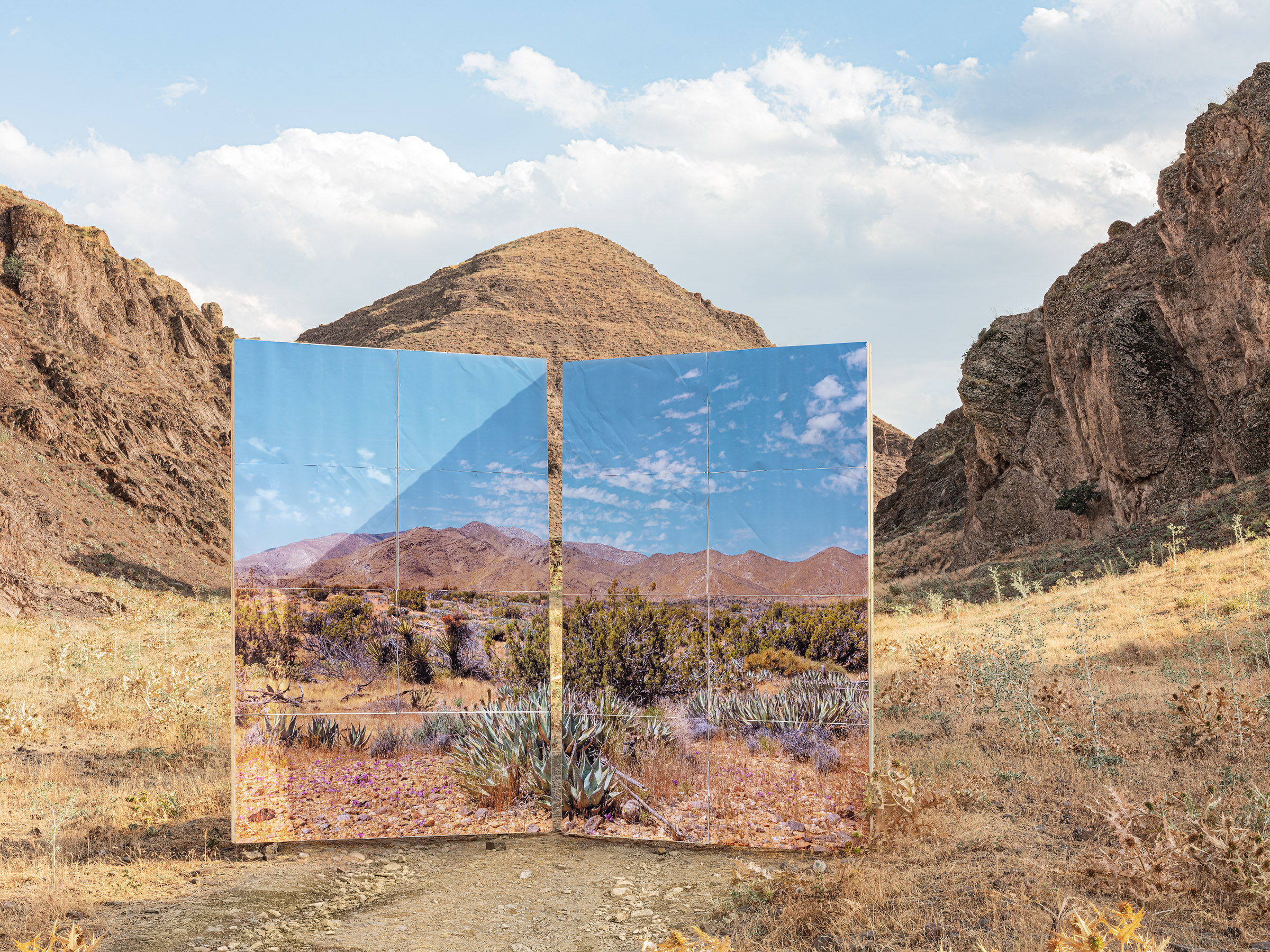 Gohar Dashti, Untitled 9, from the series Land/s, 2019. Courtesy of the artist