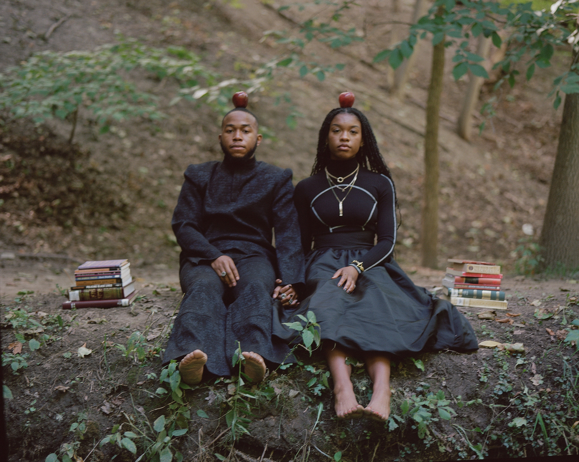 Isabel Okoro, 02, from the series If you knew how we got here, 2020. Courtesy of the artist.