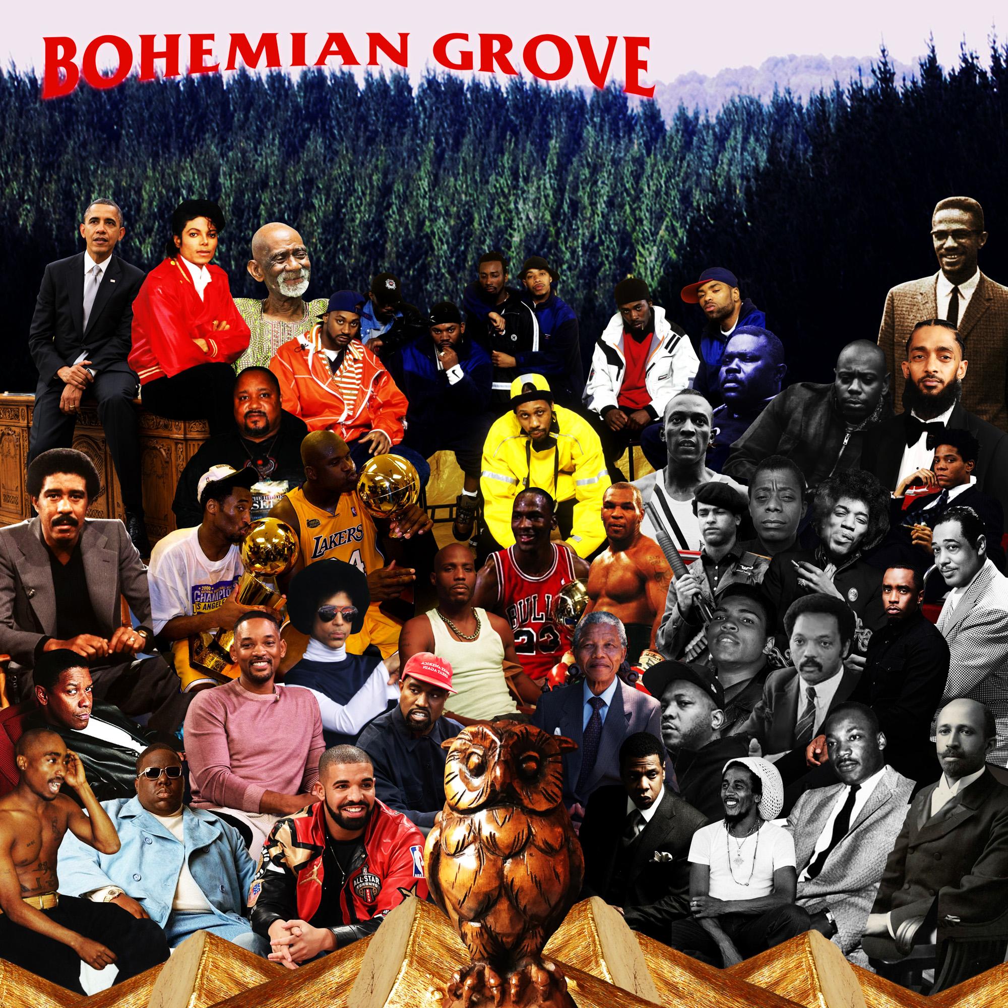 Sebastein Miller, Bohemian Grove, 2018–19. Courtesy of the artist