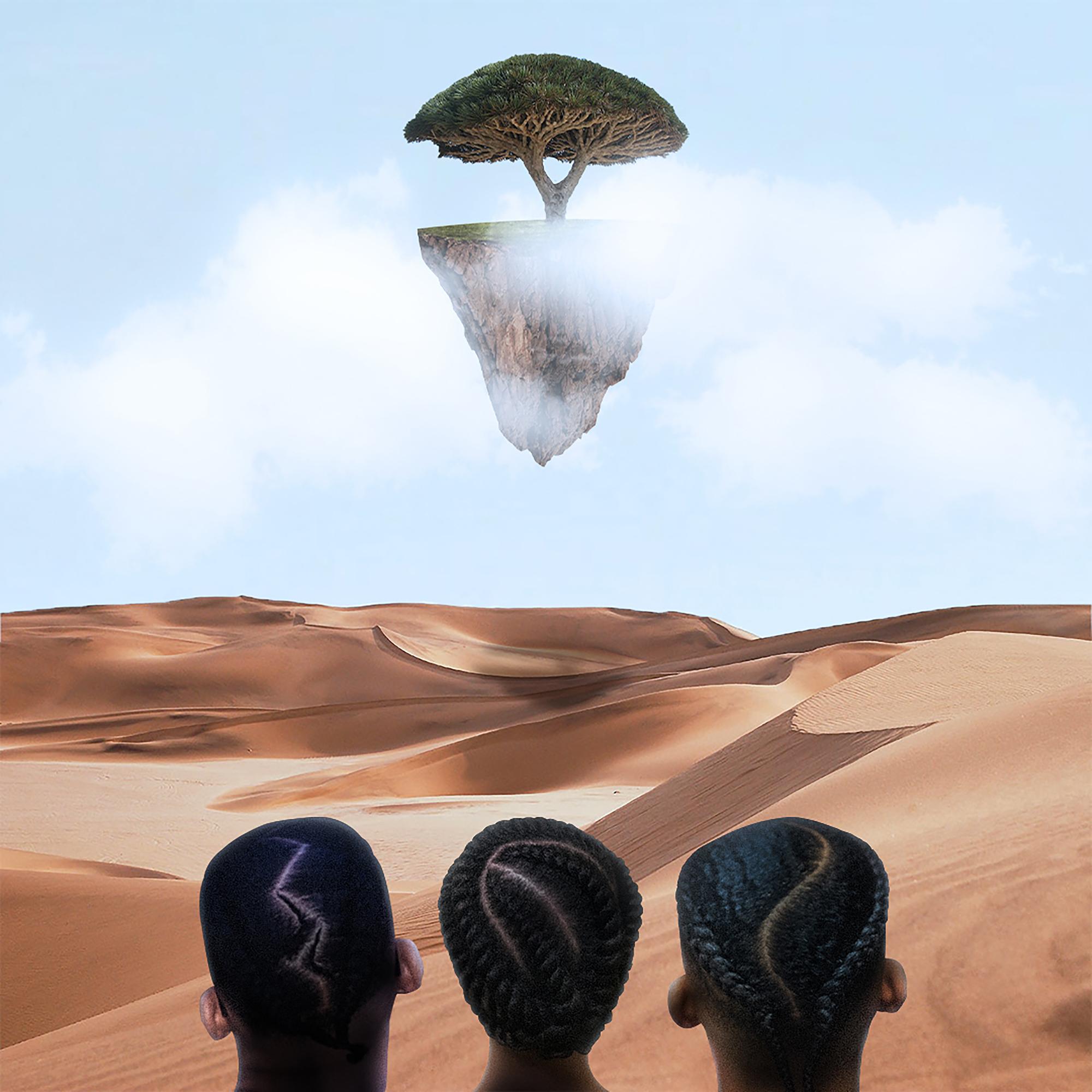 Sebastein Miller, The Path, 2020. Courtesy of the artist