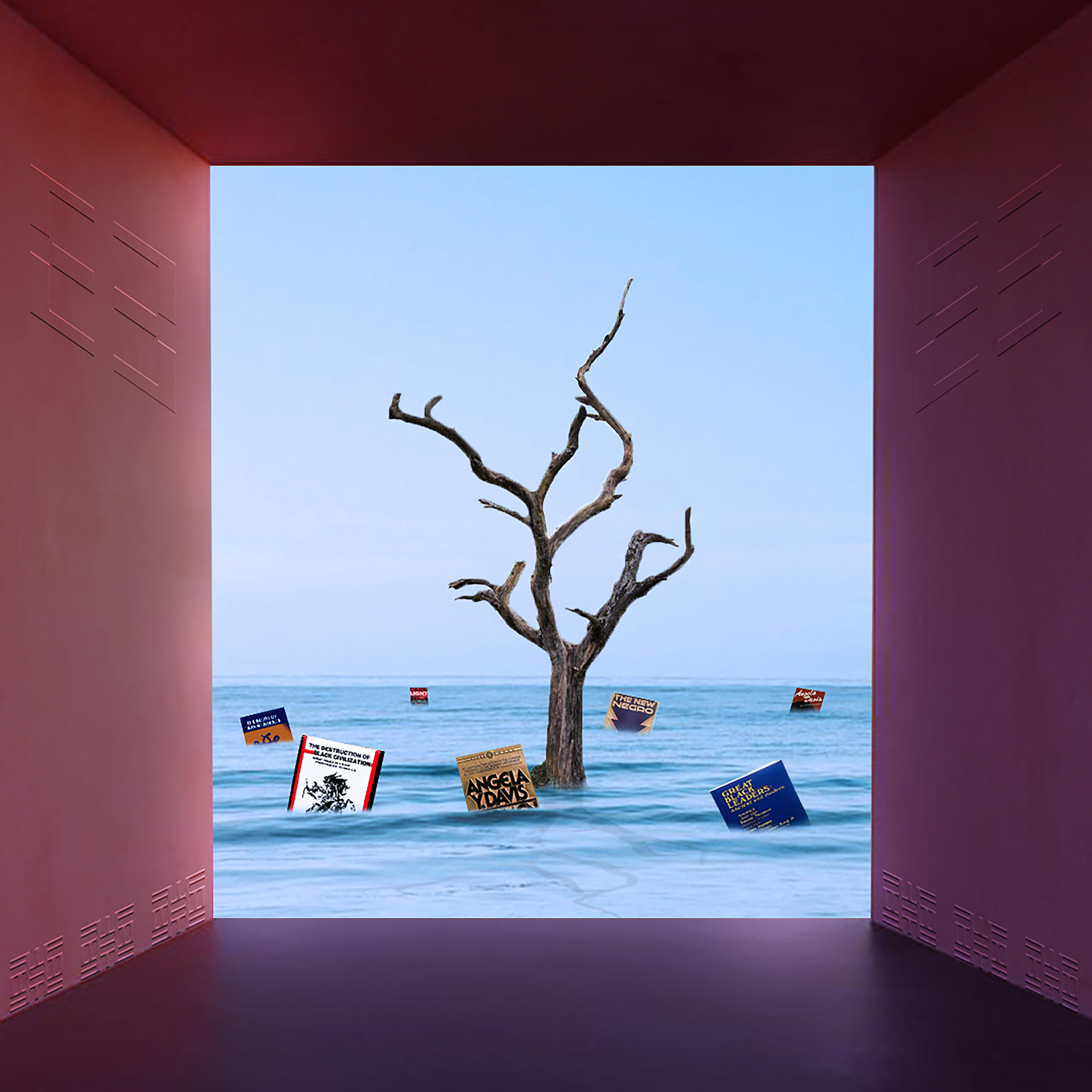 Sebastein Miller, Tree of Knowledge, 2021. Courtesy of the artist