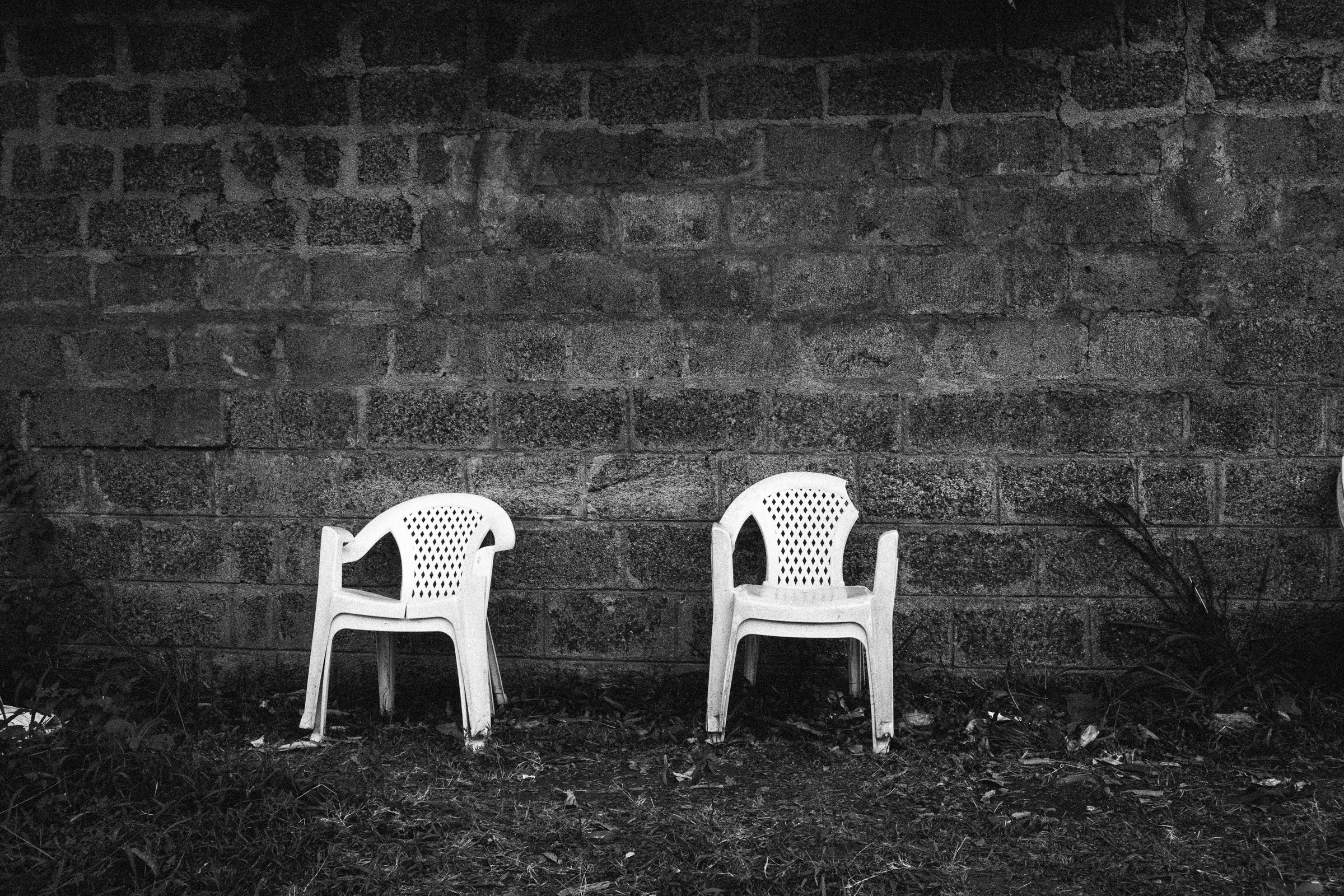 Leyla Jeyte, two chairs, 2016. Courtesy of the artist