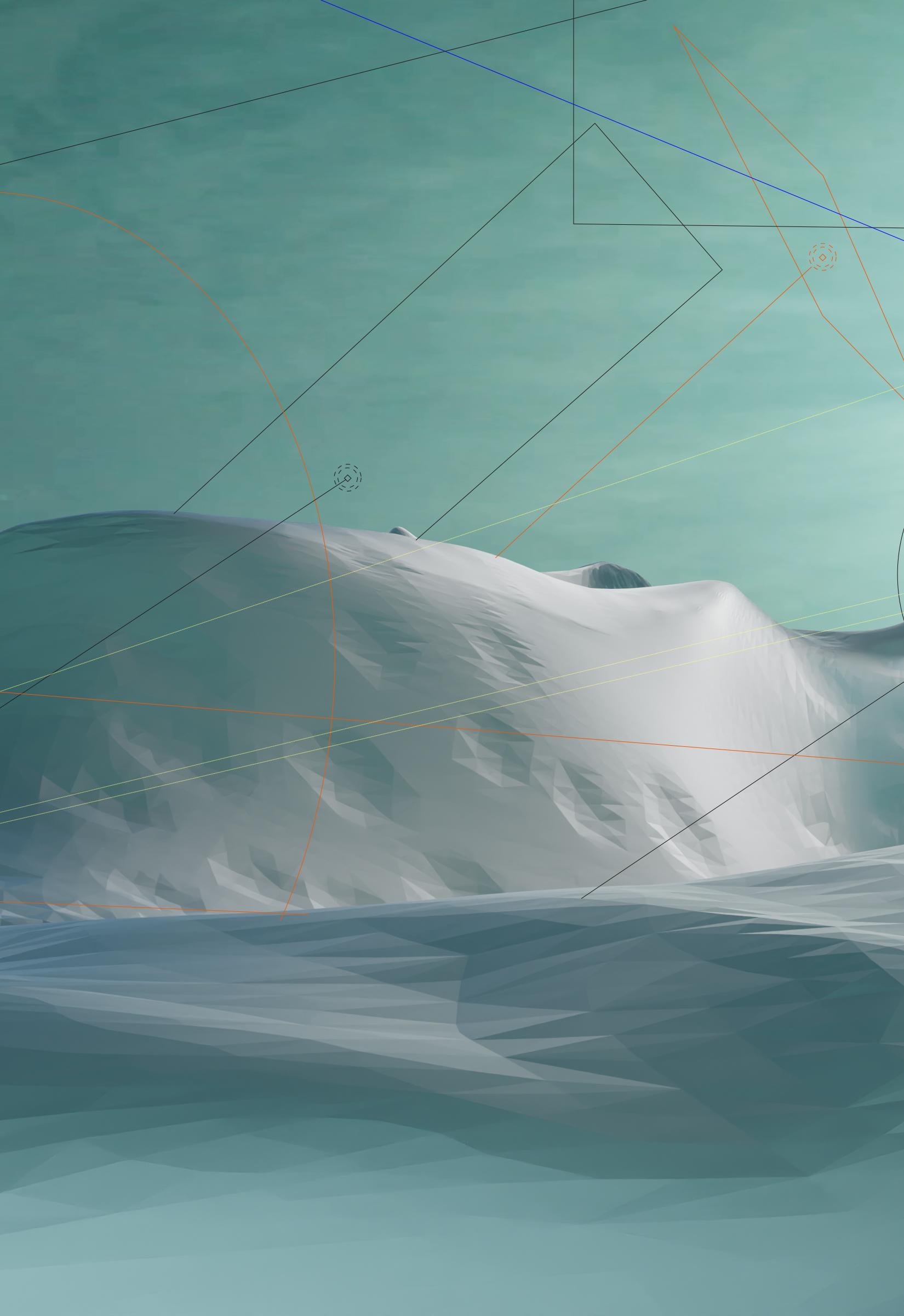 nichola feldman-kiss, Siren III | Panorama 180, (detail), 2021. Courtesy of the artist