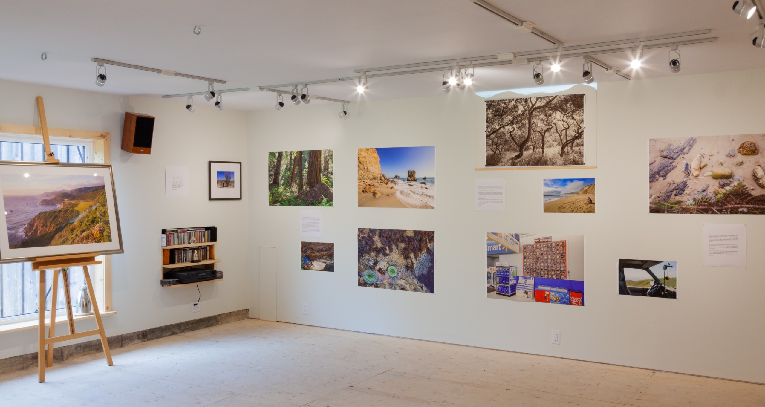 Gurudayal and Har-Prakash Khalsa, Everything Else - Installation View, May 2021
