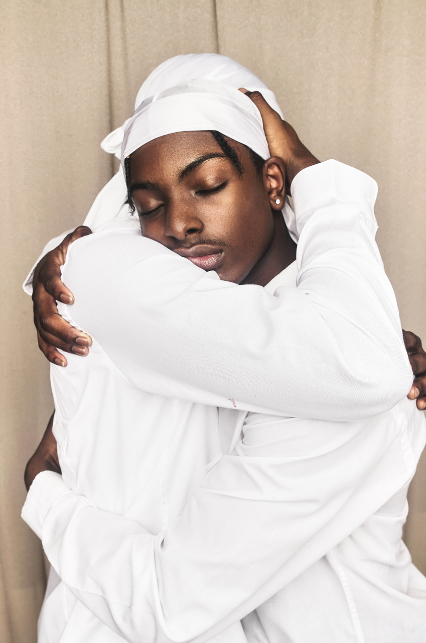 Anthony Gebrehiwot, From Boys to Men: The Road to Healing: The Power of a Hug, 2020