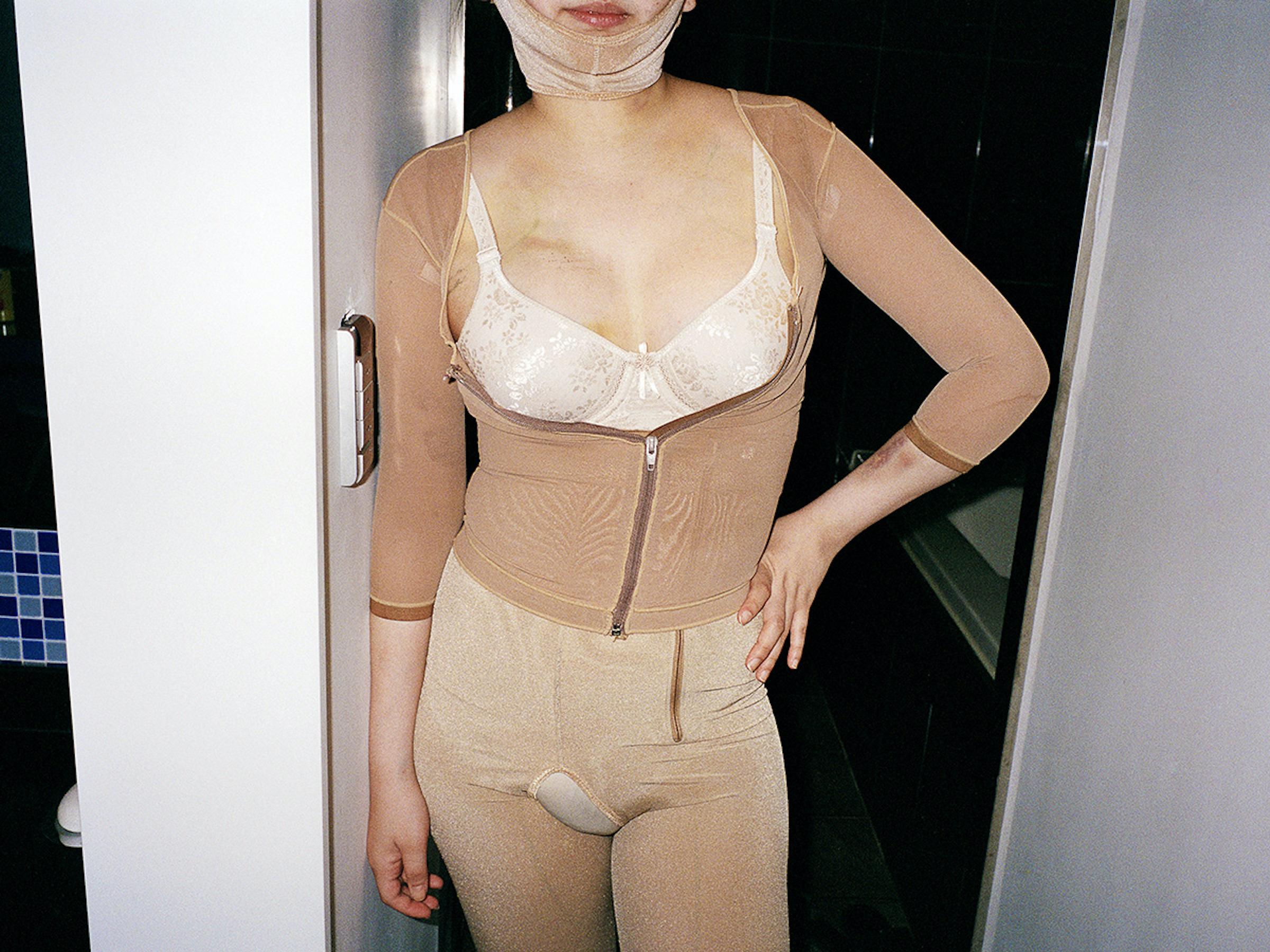 Ji Yeo, Beauty Recovery Room 011, 23 Years Old, Seoul, 2011