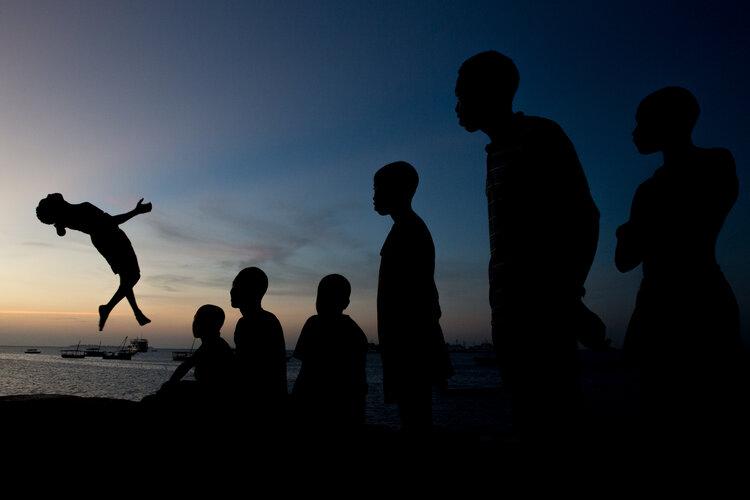 Kelly Schovanek, Stone Town, Zanzibar, 2020