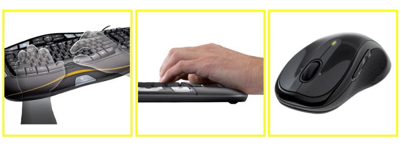 Kết quả hình ảnh cho Logitech Wireless Wave Combo MK550 mouse