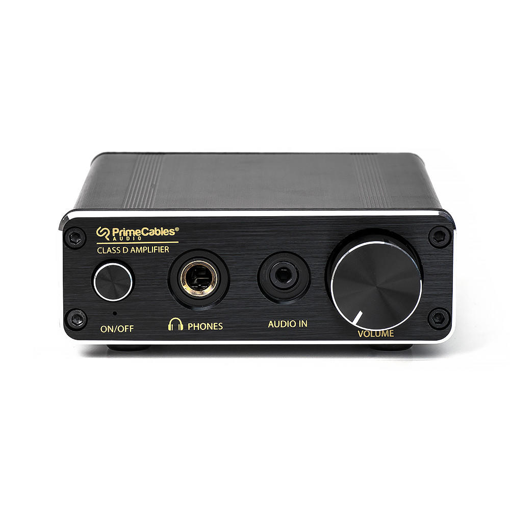 Mini Amplifier 30 Watt Dual Channel Home Digital Audio Black Category Amplifiers Analog Ics Products Tags Primecables Speaker