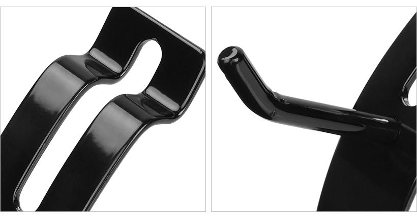 Steel Hooks Garage Tool Designed For Proslat Pvc Slatwall