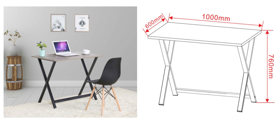 Simple Style Writing Desk