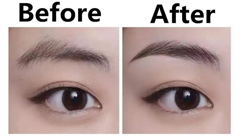 Eyebrow Razors Eyebrow Shaper Makeup Tool 3pcspack