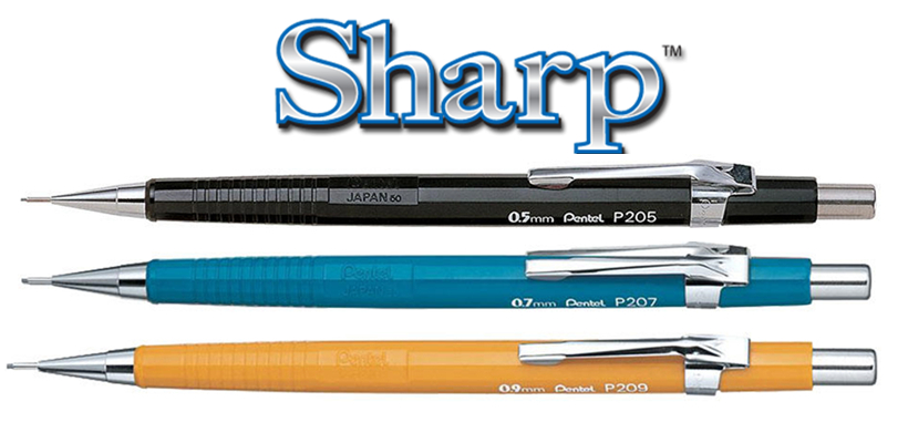 Pentel Sharp Mechanical Drafting Pencil InkCartridges Inkca - Drafting pencil