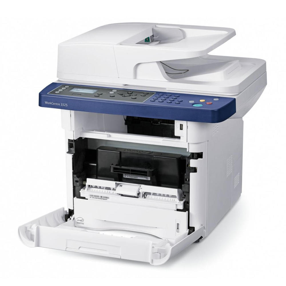 Xerox color laser printers - Xerox Workcentre 3325 Dni All In One Monochrome Wireless Led Laser Printer Workcentre 3325 123inkcartridges Canada