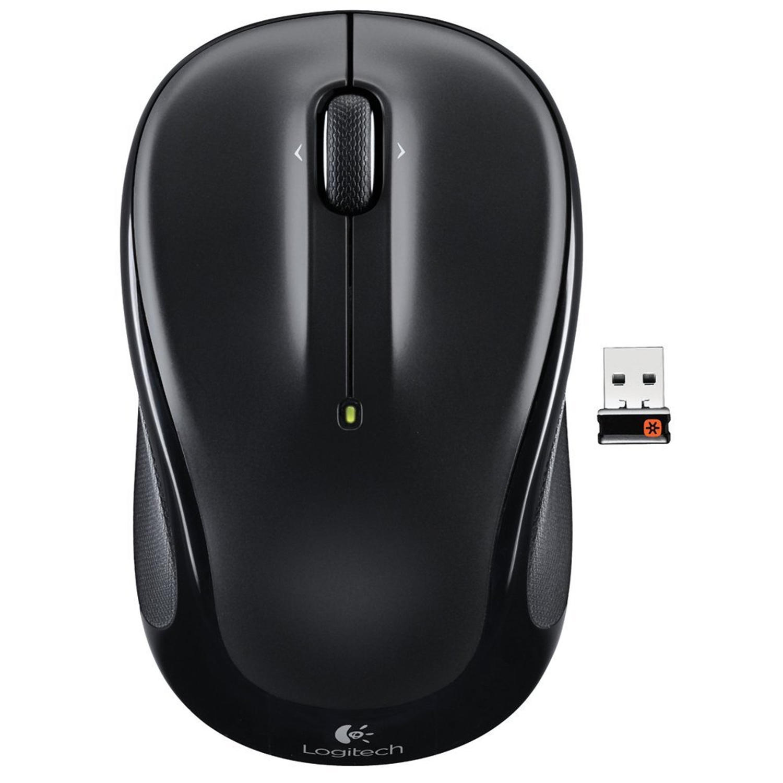 Logitech® M325 Wireless Mouse - Black