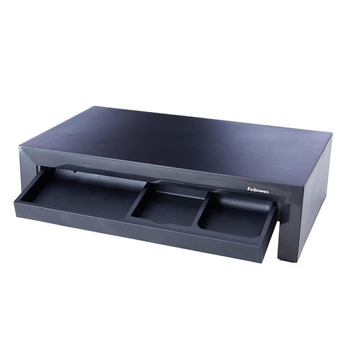 mounts drawers c mounting ergonomics large thumbnail adjustable drawer for monitor display riser with height computer monstadjdl stand
