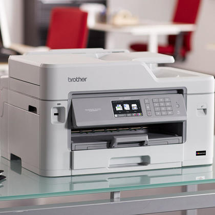 Brother MFC-J5830DW Business Smart™ Plus Wireless Color Inkjet All-In-One Printer