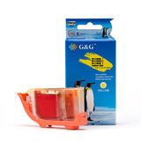 Canon BCI-3eY Compatible Yellow Ink Cartridge - G&G™