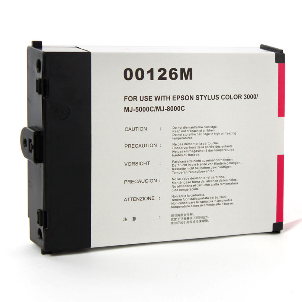 Epson S020126 New Compatible Magenta Ink Cartridge