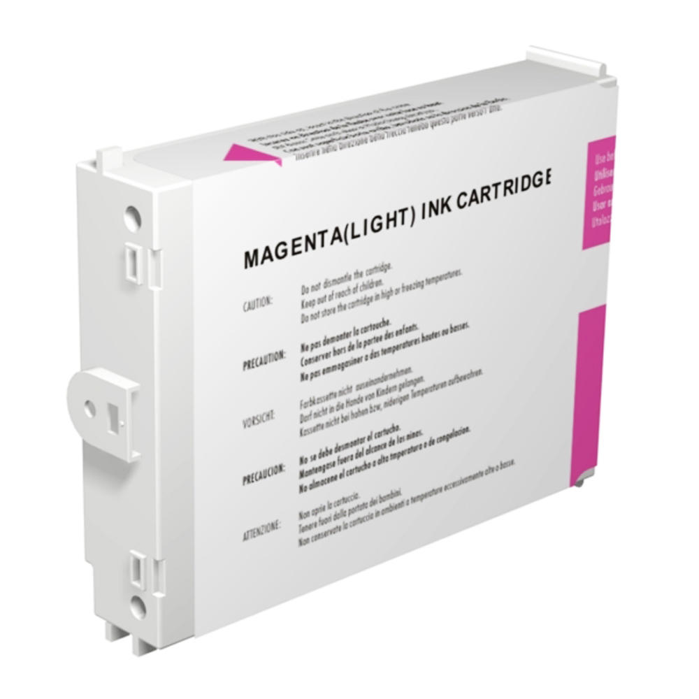 Epson S020143 Compatible Magenta and Light Magenta Ink Cartridge