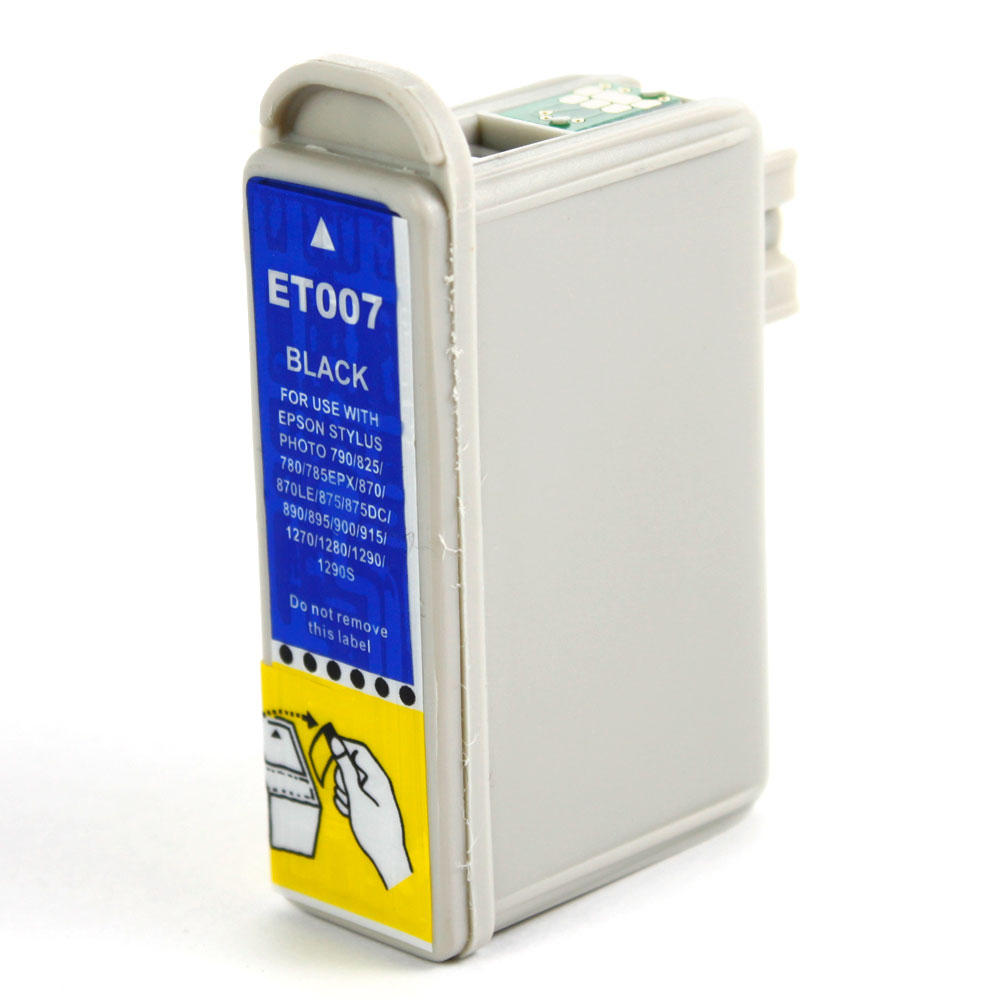 Epson T007201 New Compatible Black Ink Cartridge