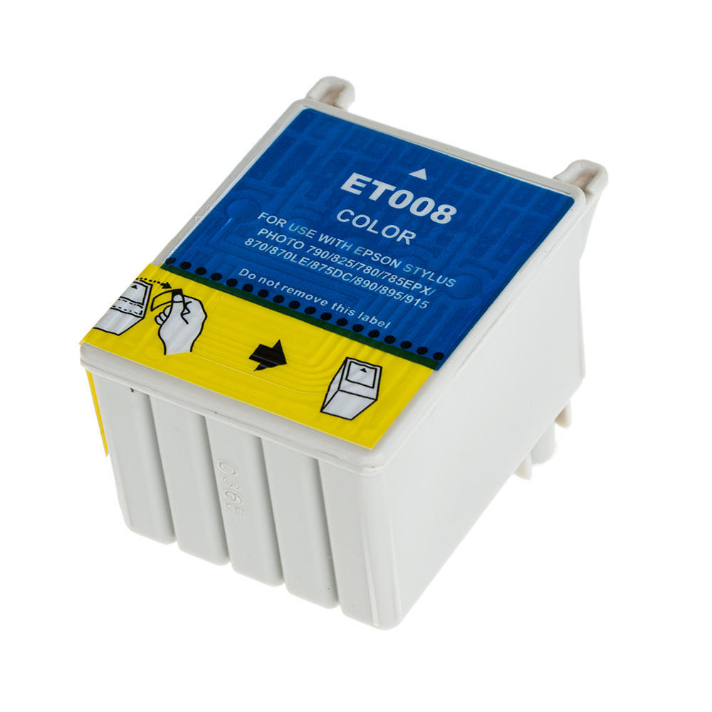 Epson T008201 New Compatible Color Ink Cartridge