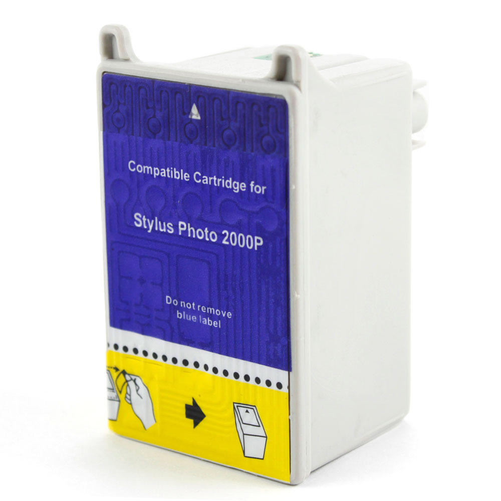 Epson T016201 Compatible Color Ink Cartridge