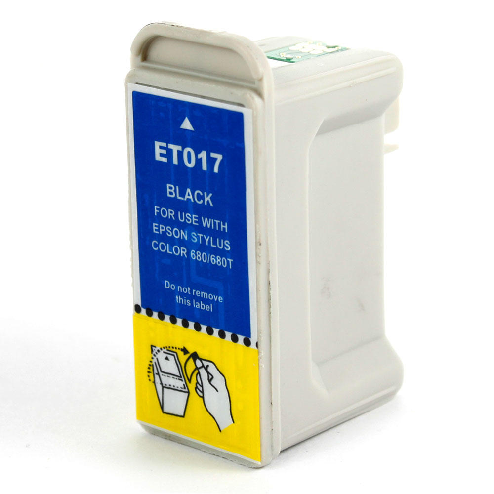 Epson T017201 Compatible Black Ink Cartridge