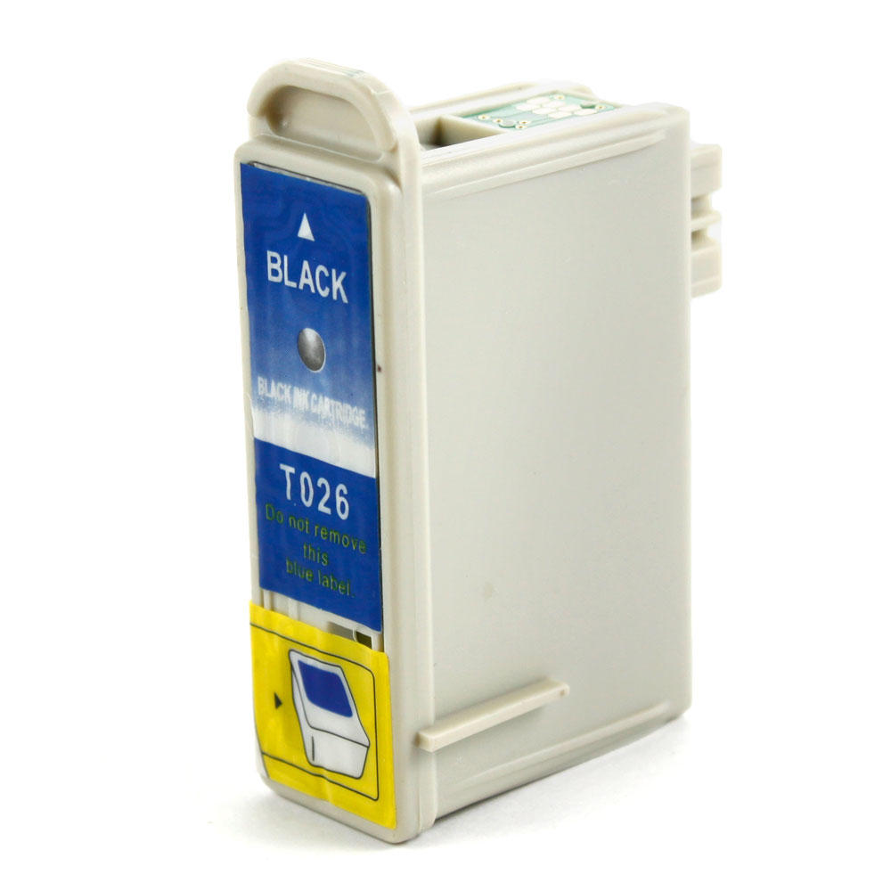 Epson T026201 New Compatible Black Ink Cartridge