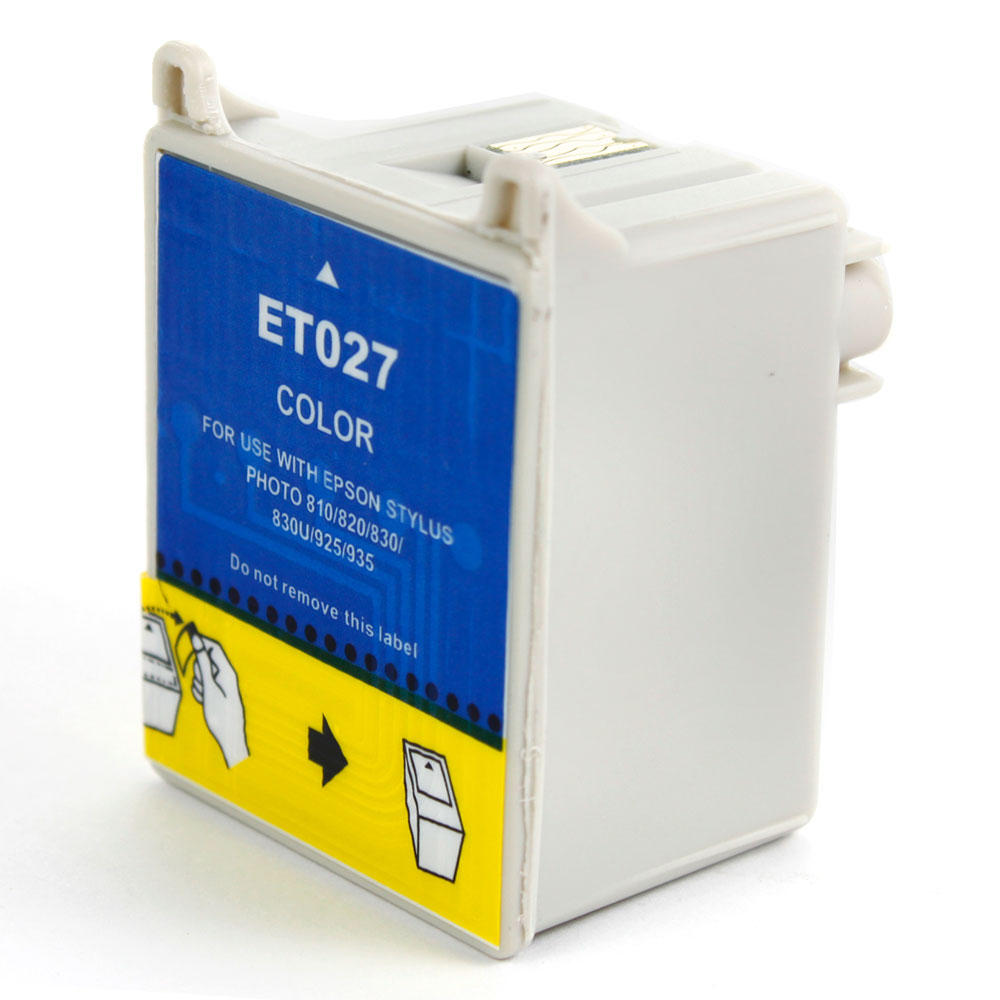 Epson T027201 New Compatible Color Ink Cartridge