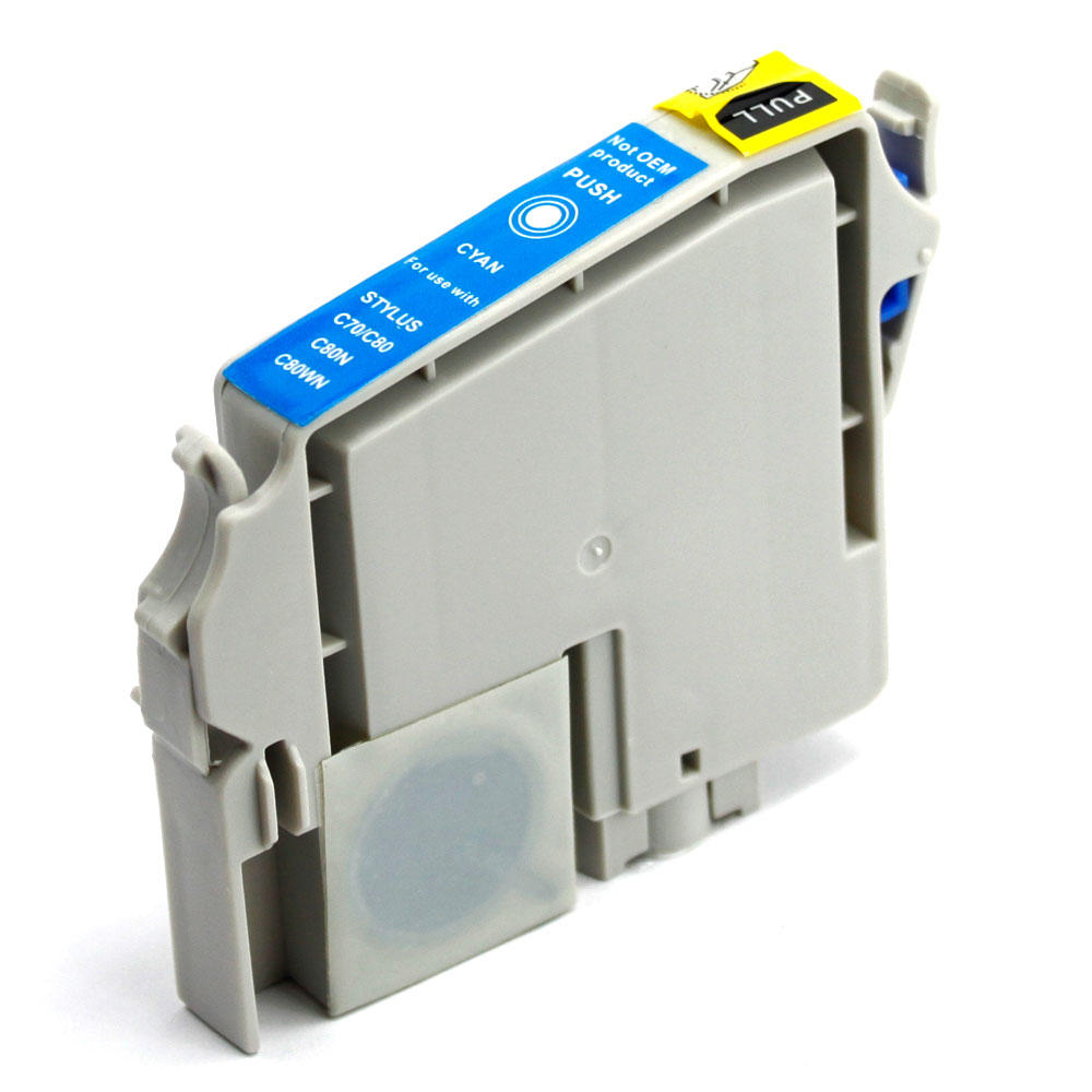 Epson T032220 Compatible Cyan Ink Cartridge