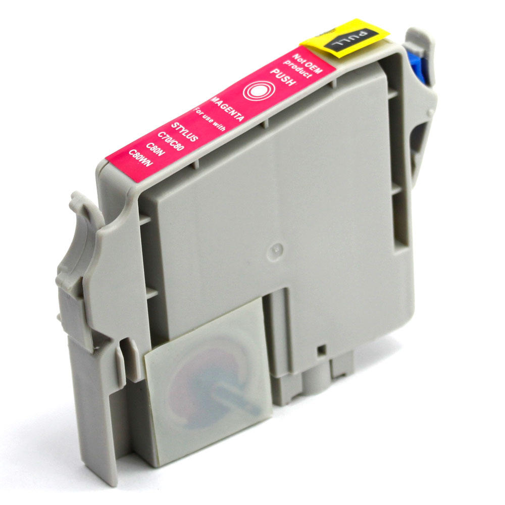 Epson T032320 Compatible Magenta Ink Cartridge