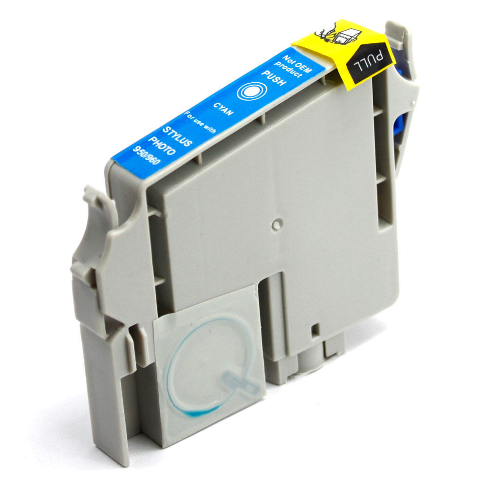 Epson T033220 Compatible Cyan Ink Cartridge